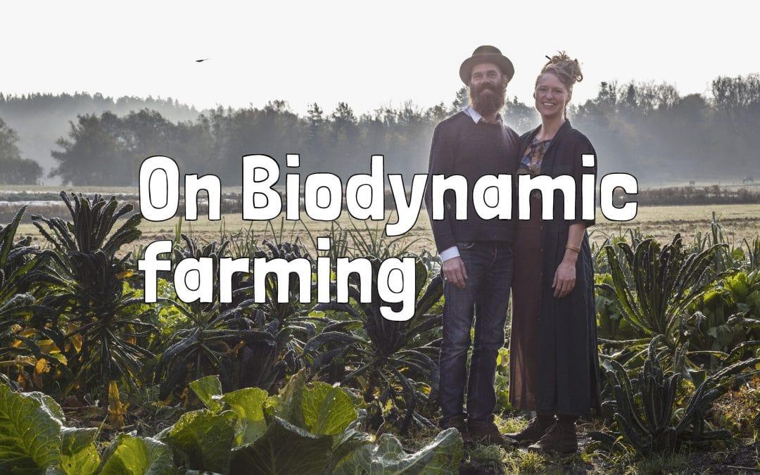 On Biodynamic Farming
